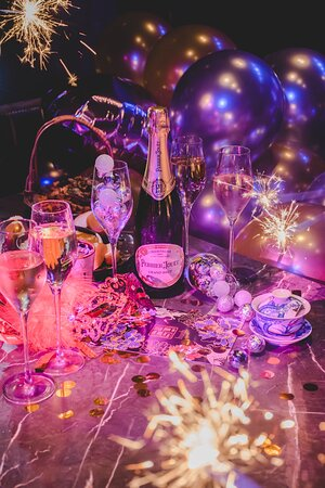 Celebrations at HUSH