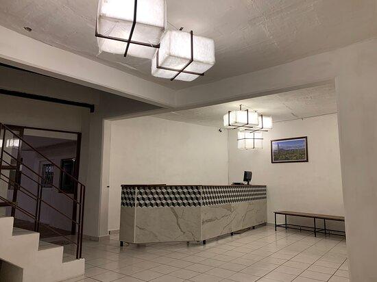 Huichapan, Mexico: Lobby