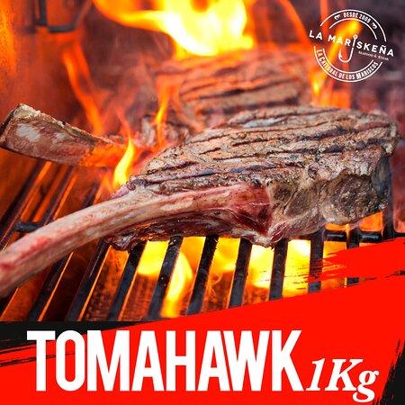 Tomahawk 1kg