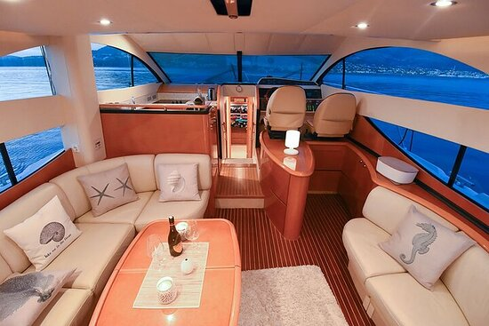 Private Luxury Yacht for a Day with...