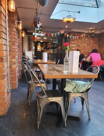 Great cafe bar