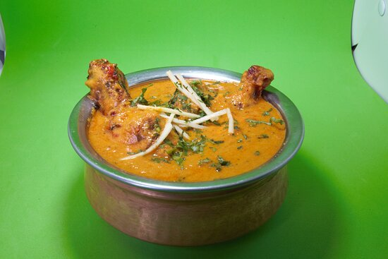 chicken curry with bone