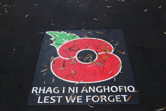 Royal Welch Fusiliers War Memorial