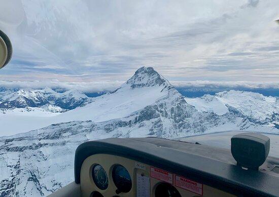 mighty Mt Aspiring