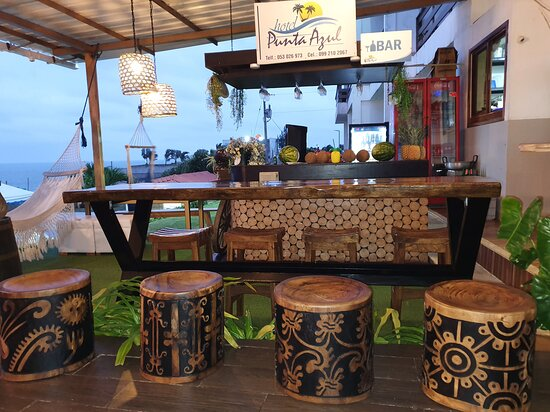 HOTEL Punta Azul  Somos tu mejor elección en Pedernales. Disfruta del mejor ambiente, infraestructura y gastronomía.