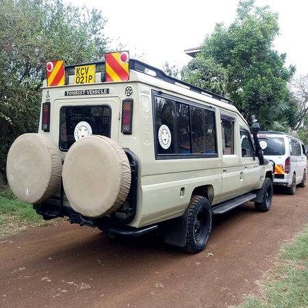 Expedition Kenya Safari Custom Safari Vehicles ready for you. Come Wild With Us!