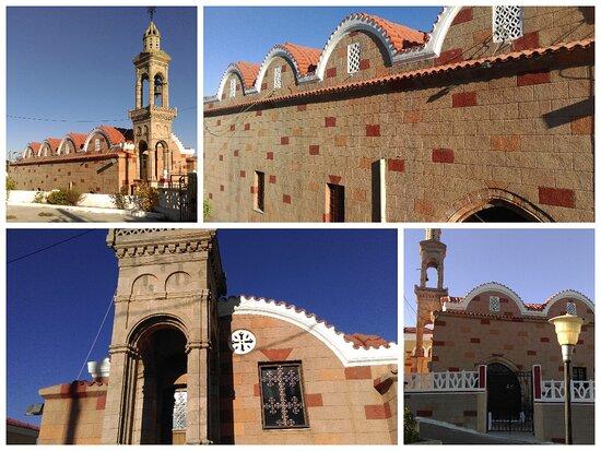 Rhodes, Greece: Άγιος Γεώργιος, Λάερμα, Ρόδος, Ελλάδα