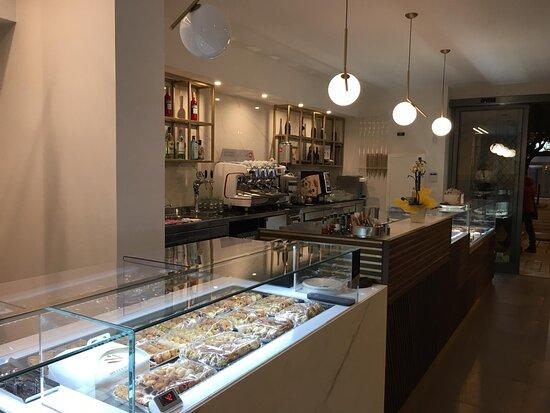 Il nostro Bar: l'angolo caffetteria per le colazioni