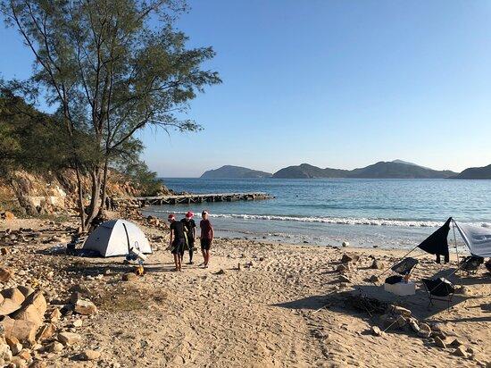 Po Pin Chau Trail