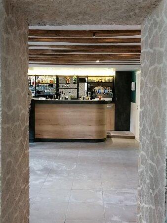 Nouvelle tendance pour le bar et la salle