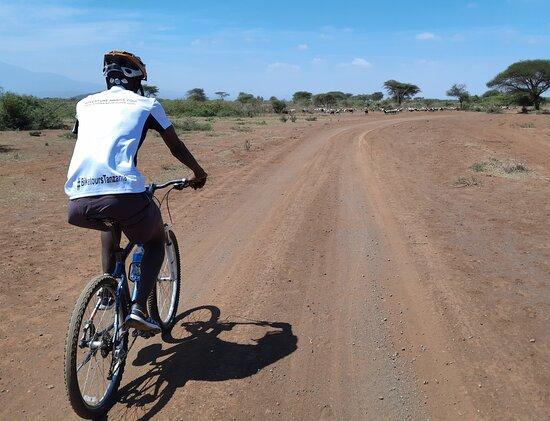 West Kilimanjaro cycling Adventures: #biketourstanzania