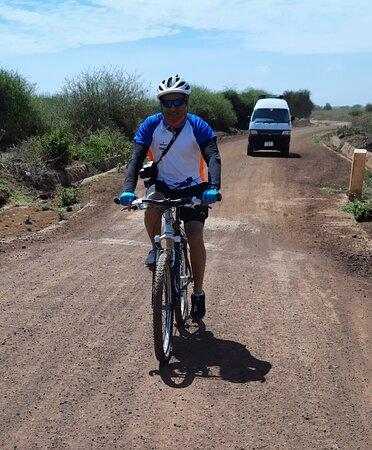 West Kilimanjaro cycling Adventures: Ride Ride Ride..