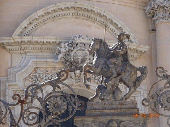 Duomo di San Giorgio - Ragusa, Sicily