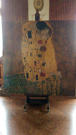 Belvedere Museum Vienna Admission Ticket Including Klimt's Kiss: The selfie point