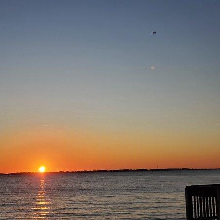December in Cape Hatteras  shores