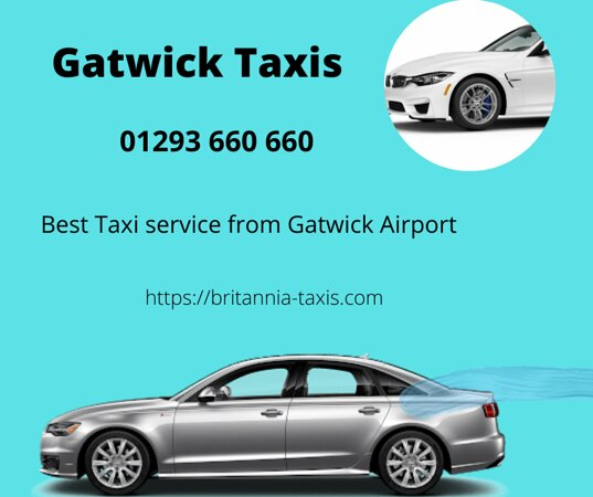 Gatwick Taxis