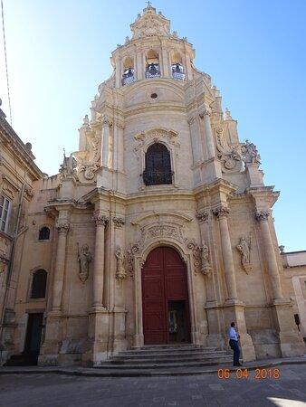Chiesa di San Giuseppe - Ragusa, Sicily