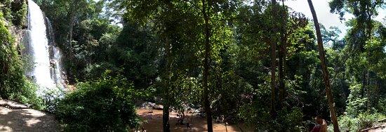 panoramica montada a partir de 9 fotos