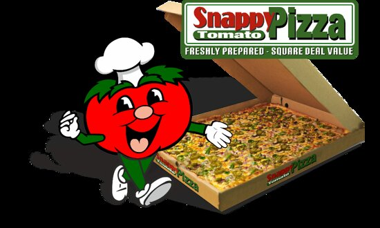 """16"""" Giant Square Pizza - only £15.45 with our Opening Offers"""