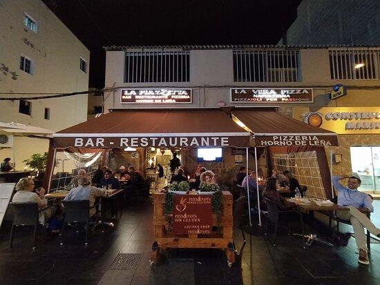 Ristorante Pizzería La Piazzetta Food
