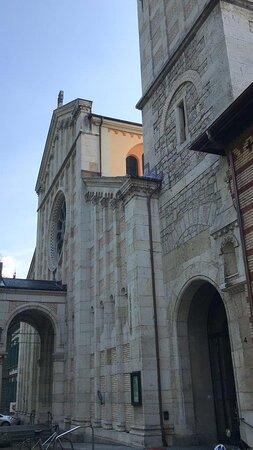 Katholische Dreifaltigkeitskirche kostol Bern