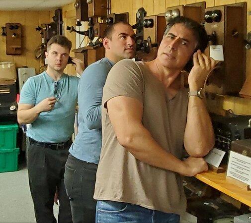 Buckeye Telephone Museum