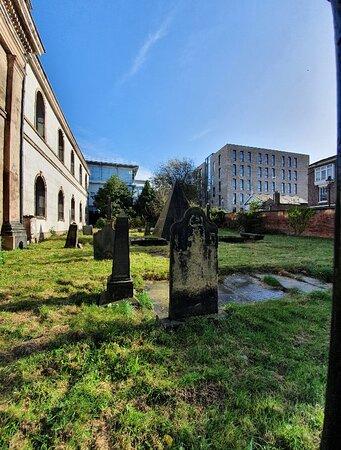 St Andrew's Church Graveyard