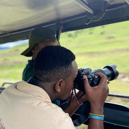 Ngorongoro Conservation Area, Tanzania: Happy new in the jungle