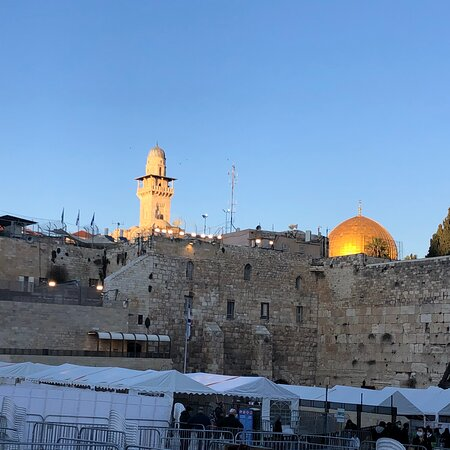 מבט על לפני שקיעה Jerusalem Israel 🇮🇱