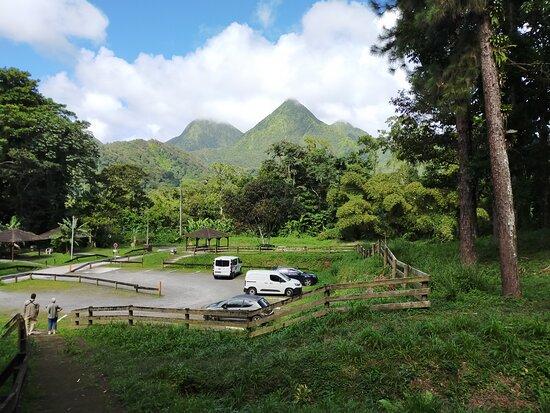 North Island Tour: Pitons du Carbet