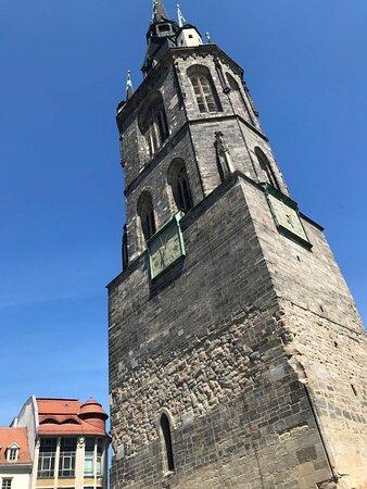 Roter Turm und Hausmanns Türme - Červená veža