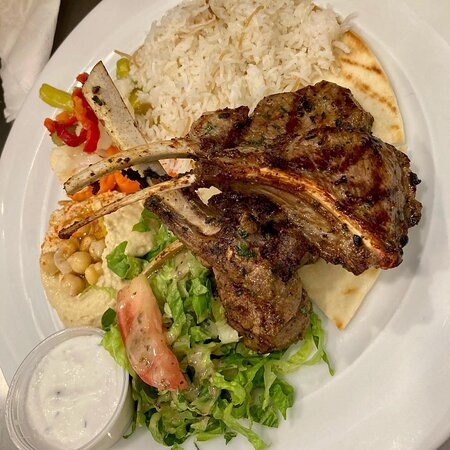 Casablanca Mediterranean Grill