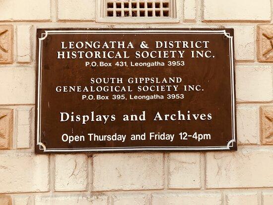 Leongatha Mechanics Institute