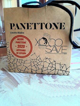 Riudoms, Espanha: La Caja  del Panettone
