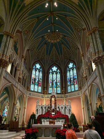 Savannah, GA: Cathedral of St John the Baptist