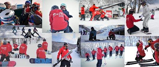"""白馬村, 長野県, Hakuba47 Ski Academy International - Hakuba Ski & Snowboard School (English, 中文)  A Hakuba Ski School that offers both group and private lessons from first time to tree riding / park experience.  For more information, inquiries and bookings, you can <a href=""""https://skijpn.com/""""> Click here</a> and Jump to the Hakuba47 Ski Academy International website."""