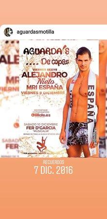 Mr. España