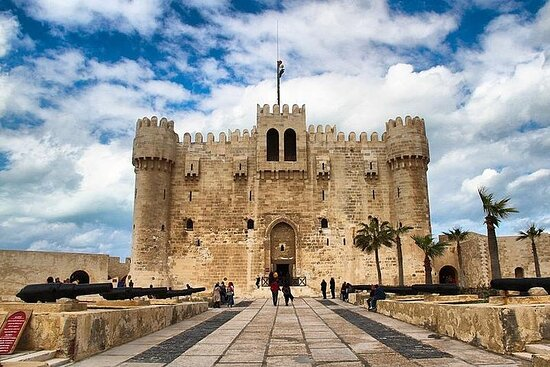 Privat tur fra Kairo til Alexandria