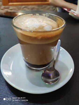 Motilla del Palancar, Španělsko: Cafetito rico.