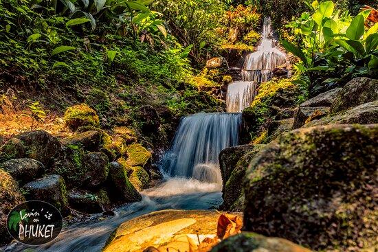Jardim Botanico: A pretty waterfall