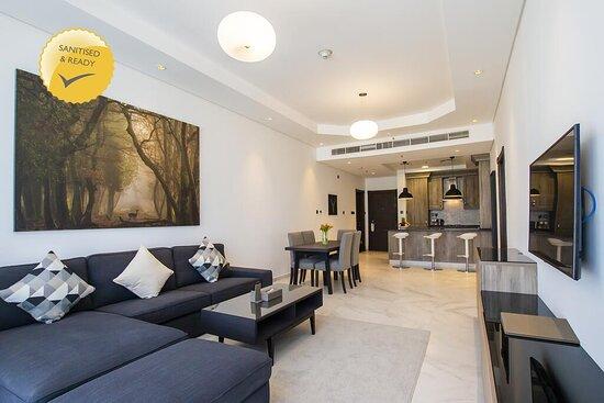 Time Onyx Hotel Apartments, hôtels à Dubaï