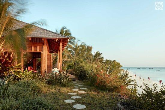 Ocean-Front Three Bedroom Luxury Villa
