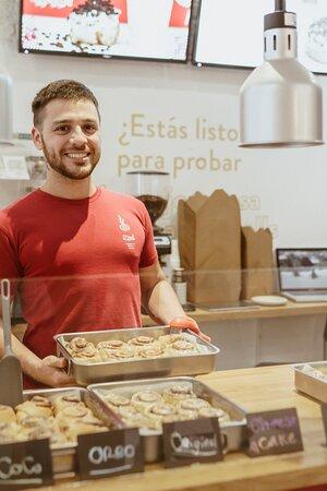 pasteleria en barcelona en el barrio de gracia