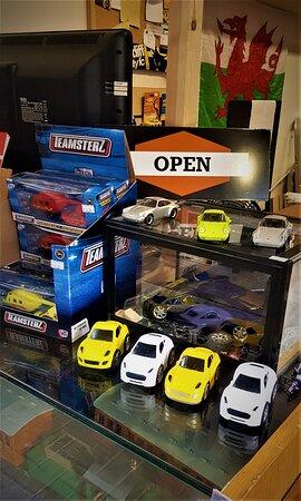 Eastern Vallery Model Shop