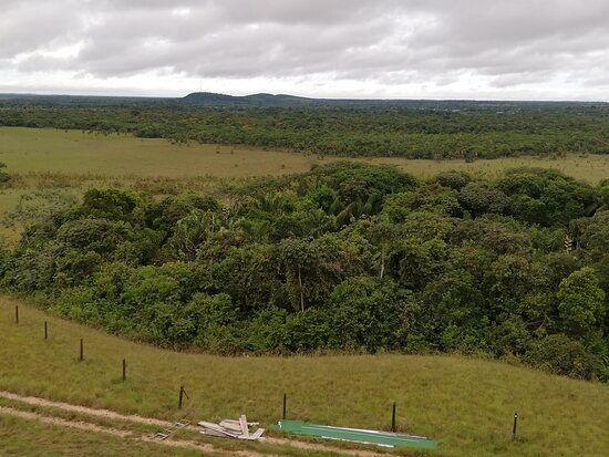 La Macarena, Colombia: Los llanos