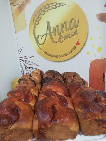 Anna Croissant, Horneado con amor!