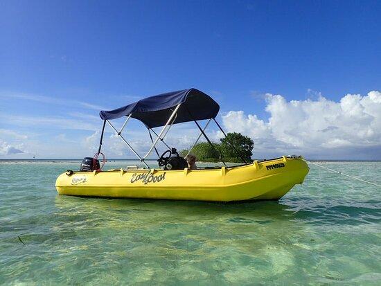 Sainte Rose, Guadeloupe: Easy Boat location bateaux sans permis