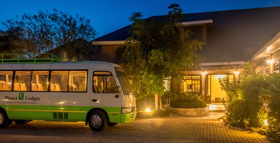 Kingori, Tansania: Complementary transfers from and to Kilimanjaro International Airport
