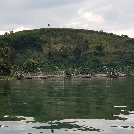 Rubavu fishing village