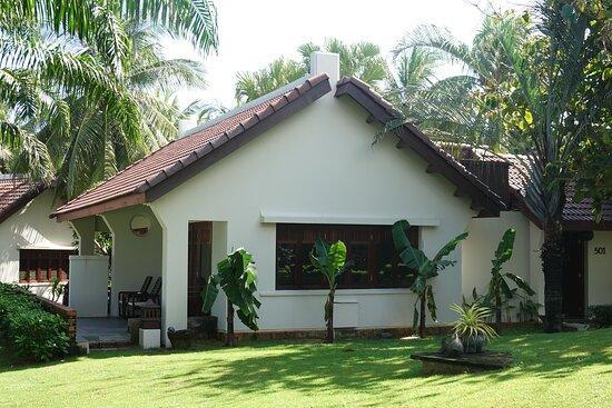 Zahradní bungalov